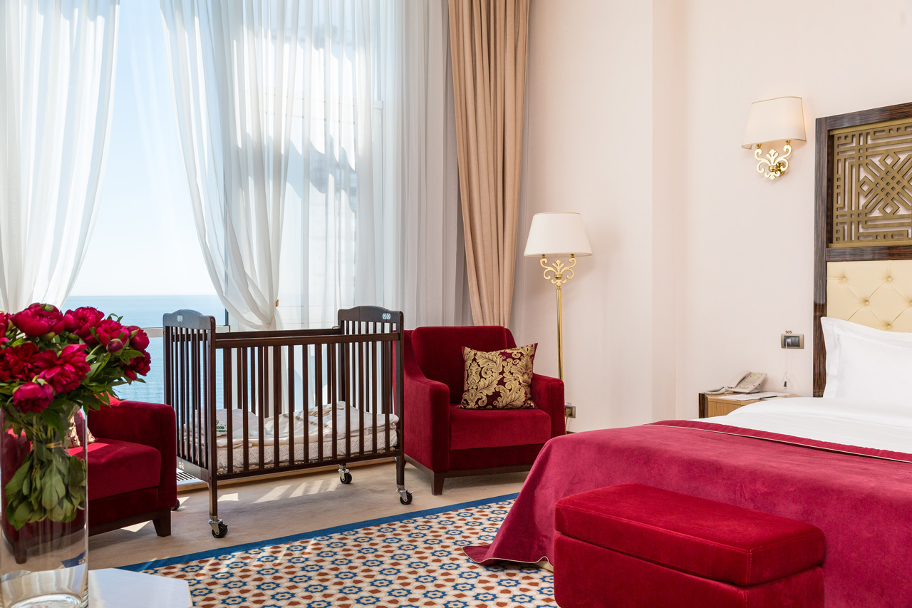 Going on vacation as a family to KADORR Hotel Resort & Spa